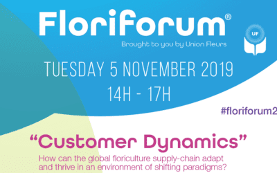 Floriforum 2019: check out the programme!
